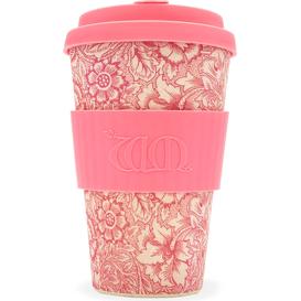 Ecoffee Cup Kubek z włókna bambusowego - Poppy, 400 ml